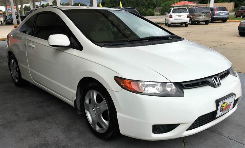2007 Honda Civic LX 2dr Coupe (1.8L I4 5A) - Ocean Springs MS