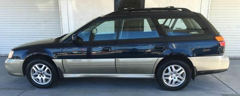2000 Subaru Outback AWD 4dr Wagon - Ocean Springs MS