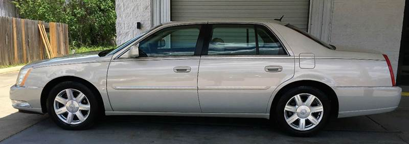 2007 Cadillac DTS Luxury I 4dr Sedan - Ocean Springs MS