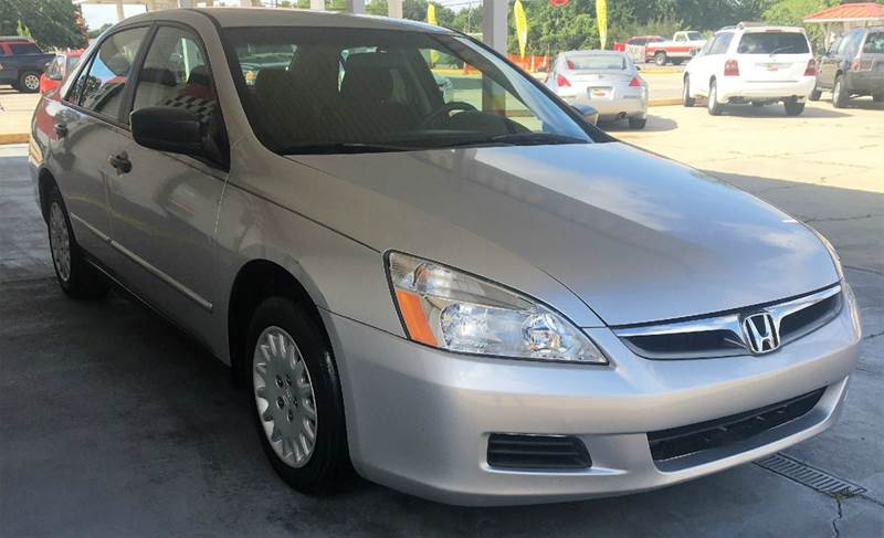 2006 Honda Accord Value Package 4dr Sedan 5A - Ocean Springs MS