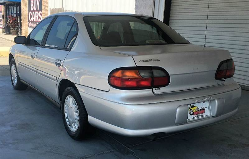 2002 Chevrolet Malibu Base 4dr Sedan - Ocean Springs MS