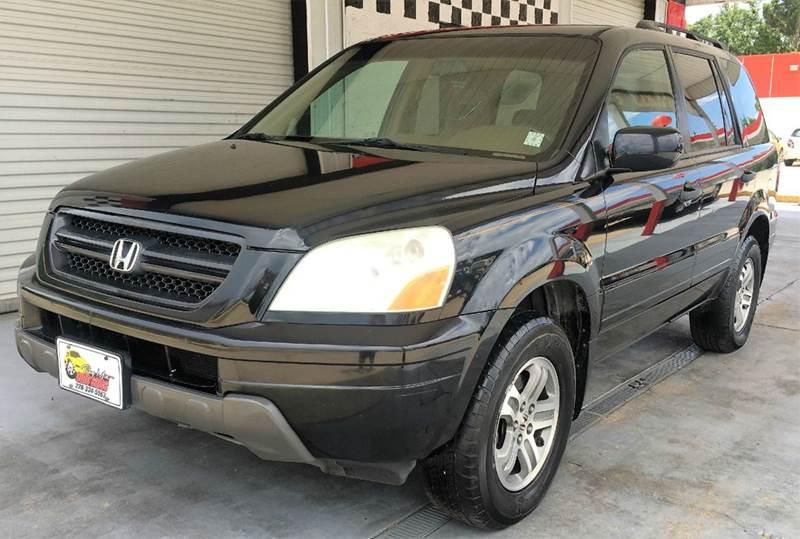 2005 Honda Pilot EX 4WD 4dr SUV - Ocean Springs MS