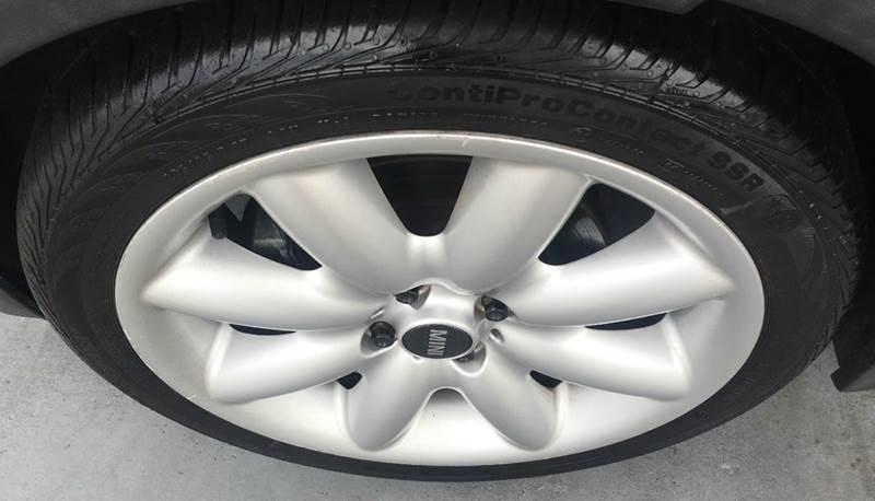 2003 MINI Cooper S 2dr Supercharged Hatchback - Ocean Springs MS