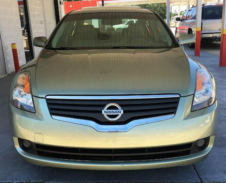 2007 Nissan Altima 2.5 S 4dr Sedan (2.5L I4 CVT) - Ocean Springs MS