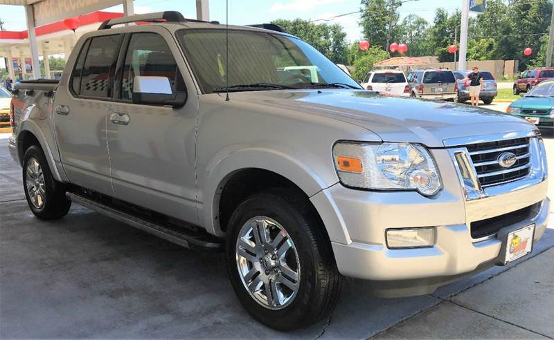 2010 Ford Explorer Sport Trac Limited 4x2 4dr Crew Cab - Ocean Springs MS