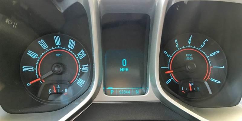 2011 Chevrolet Camaro LT 2dr Coupe w/1LT - Ocean Springs MS