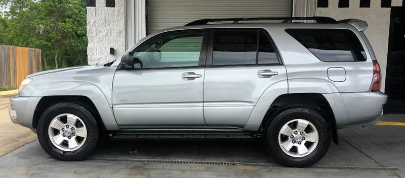 2005 Toyota 4Runner  - Ocean Springs MS