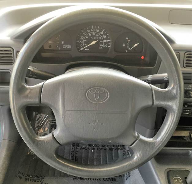 1996 Toyota Tercel 2dr Coupe - Ocean Springs MS