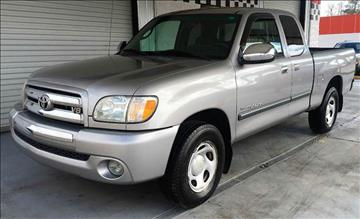 2003 Toyota Tundra for sale in Ocean Springs, MS