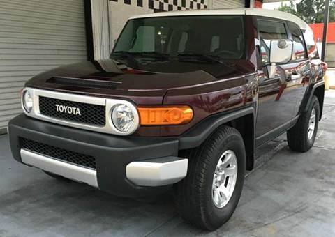 2007 Toyota FJ Cruiser for sale in Ocean Springs, MS