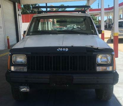 1988 Jeep Comanche for sale in Ocean Springs, MS