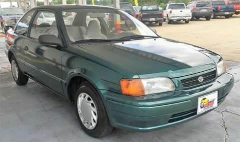 1996 Toyota Tercel for sale in Ocean Springs, MS
