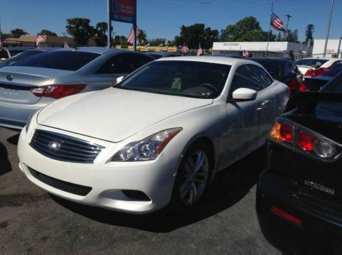 2010 Infiniti G37 Convertible for sale in Miami, FL