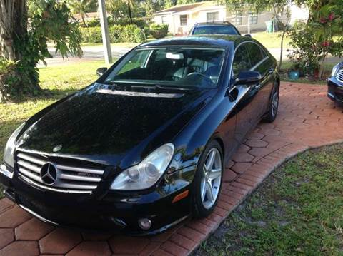 2011 Mercedes-Benz CLS for sale in Miami, FL