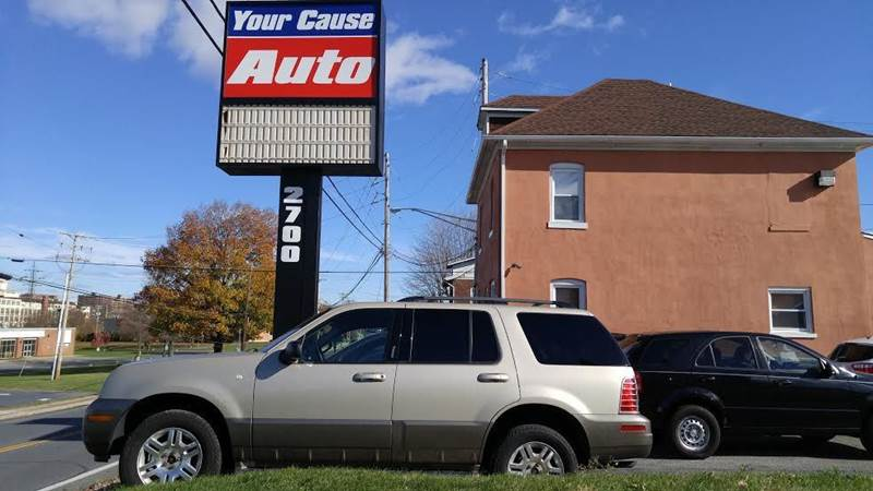 Mercury for sale in northbrook il for J linn motors clearwater fl