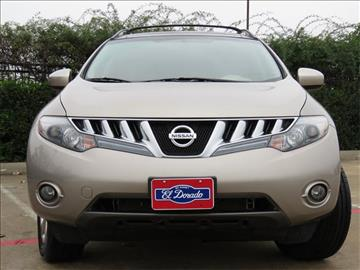 2010 Nissan Murano for sale in Mckinney, TX