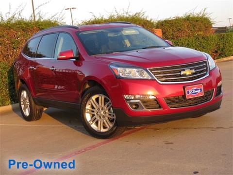 2014 Chevrolet Traverse for sale in Mckinney, TX