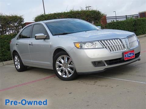 2010 Lincoln MKZ for sale in Mckinney, TX