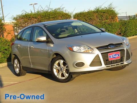 2013 Ford Focus for sale in Mckinney, TX