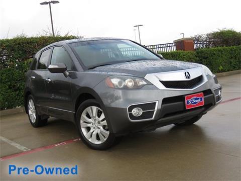 2011 Acura RDX for sale in Mckinney, TX