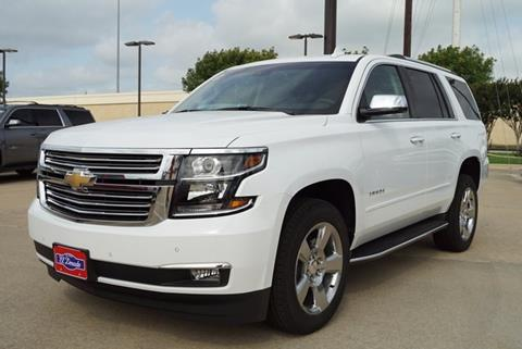 2018 Chevrolet Tahoe for sale in Mckinney, TX