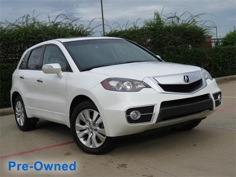 2012 Acura RDX for sale in Mckinney, TX