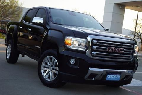 2016 GMC Canyon for sale in Mckinney, TX