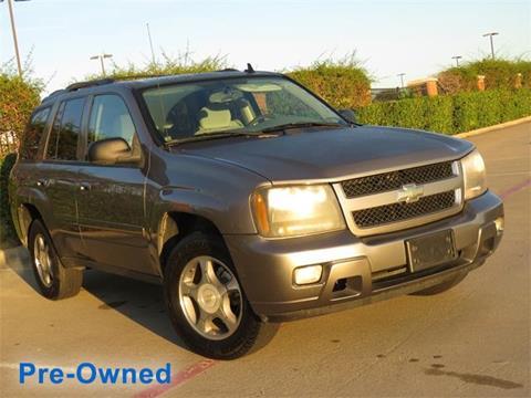 2008 Chevrolet TrailBlazer for sale in Mckinney, TX