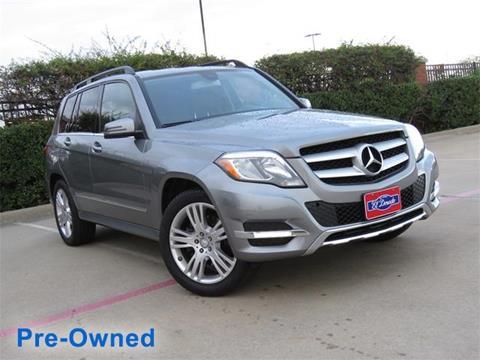 2013 Mercedes-Benz GLK for sale in Mckinney, TX