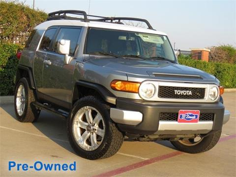 2010 Toyota FJ Cruiser for sale in Mckinney, TX