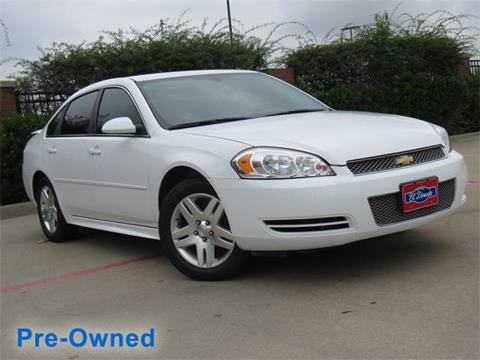 2012 Chevrolet Impala for sale in Mckinney, TX