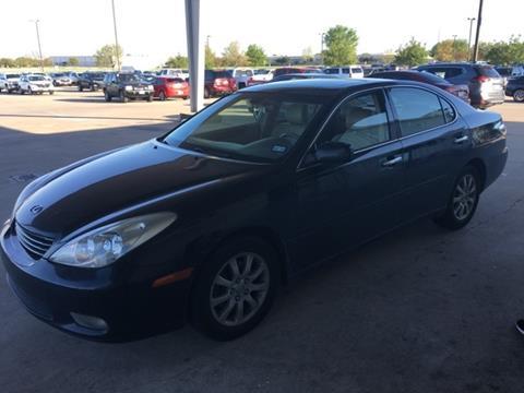 2004 lexus es 330 for sale in texas for El dorado motors mckinney tx