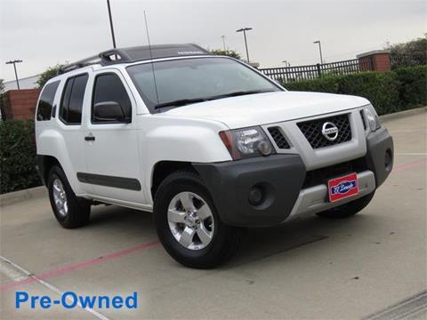 2013 Nissan Xterra for sale in Mckinney, TX