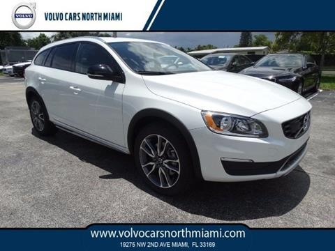 2018 Volvo V60 Cross Country for sale in Miami, FL