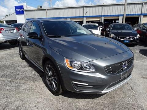 2017 Volvo V60 Cross Country for sale in Miami, FL