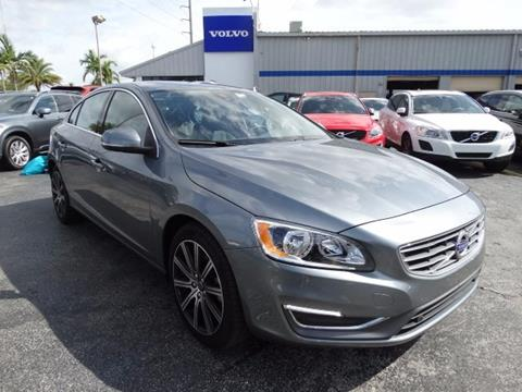 2016 Volvo S60 for sale in Miami, FL