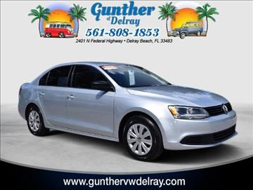 2014 Volkswagen Jetta for sale in Delray Beach, FL