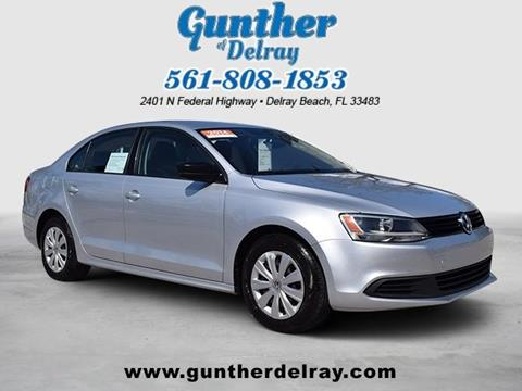 2014 Volkswagen Jetta for sale in Delray Beach FL