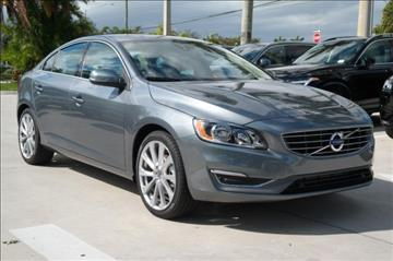 2017 Volvo S60 for sale in Delray Beach, FL