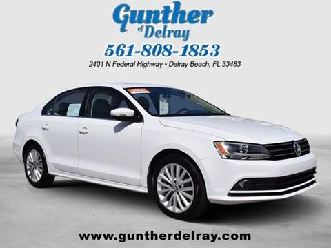 2016 Volkswagen Jetta for sale in Delray Beach FL