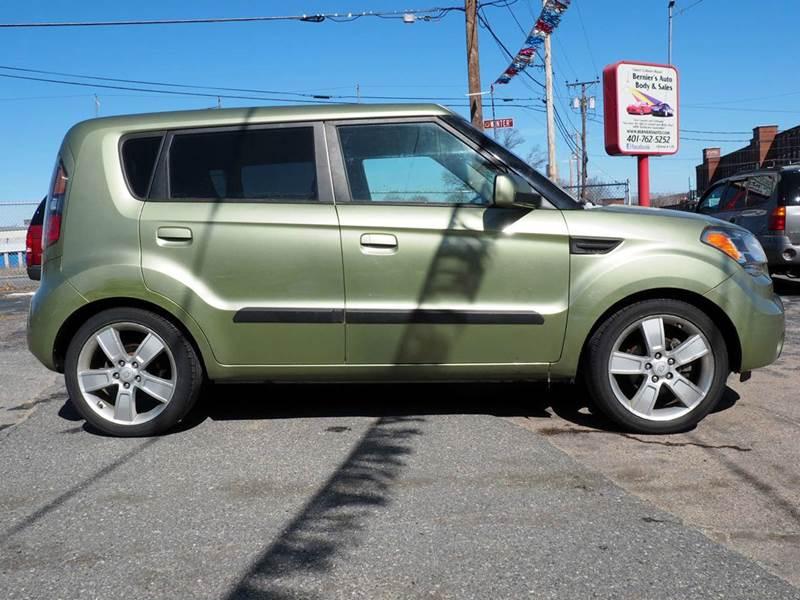 2010 Kia Soul Sport 4dr Wagon 5M - Woonsocket RI