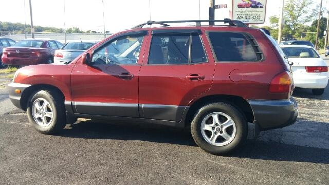 2002 Hyundai Santa Fe  - Woonsocket RI