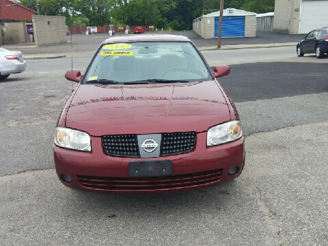 2006 Nissan Sentra for sale in Woonsocket, RI