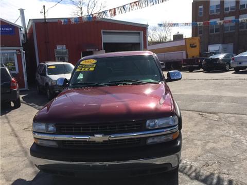 2002 Chevrolet Silverado 1500 for sale in Woonsocket, RI
