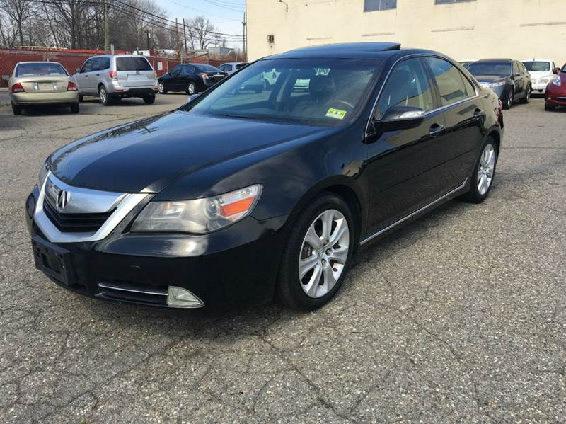 2009 acura rl sh awd w tech 4dr sedan w technology package. Black Bedroom Furniture Sets. Home Design Ideas