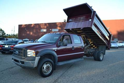 2007 Ford F-550 for sale in Bloomfield, NJ