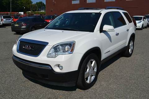2007 GMC Acadia for sale in Bloomfield, NJ
