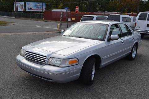2001 Ford Crown Victoria for sale in Bloomfield, NJ