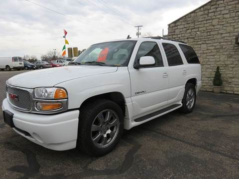 2006 GMC Yukon for sale in Newark, OH