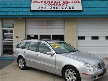 2006 Mercedes-Benz E-Class for sale in Morehead City, NC